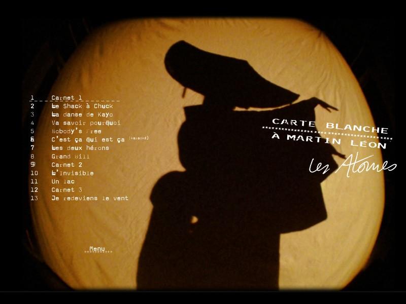 Carte Blanche - Martin Léon