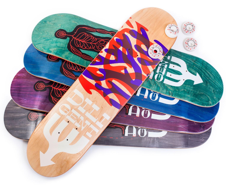 Diligent skateboards
