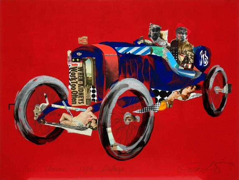 Indianapolis 500 / René Thomas 1914